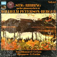 Stig Ribbing - Wilhelm Peterson-Berger Vol. 1