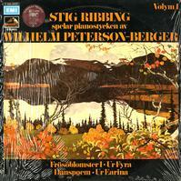Stig Ribbing - Wilhelm Peterson-Berger Vol. 1