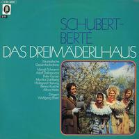Ebert, Grosses Imperial-Orchester - Das Dreimaderlhaus