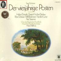 Donath, Wallberg, Munich Radio Orchestra - Schubert: Der Vierjahrige Posten