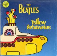 The Beatles-Yellow Submarine soundtrack