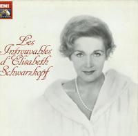 Elisabeth Schwarzkopf - Les Introuvables d'Elisabeth Schwarzkopf