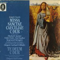 Speiser, Wilhelm, Instrumentalensemble Werner Keltsch - Haydn: Cacilienmesse etc.