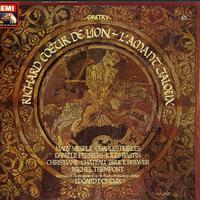 Mesple, Doneux, Orchestre de Chambre de la Radio Television Belge - Gretry: Richard Coeur de Lion etc.