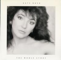 Kate Bush - The Whole Story -  Preowned Vinyl Record