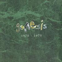 Genesis - Genesis: 1970-1975