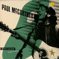 Paul McCartney - Unplugged -  Sealed Out-of-Print Vinyl Record