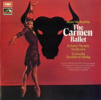 Rodion Shchedrin; Bolshoi Theatre Orchestra - The Carmen Ballet