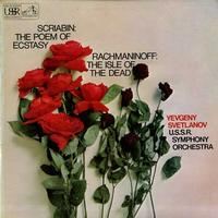 Svetlanov, USSR Sym. Orch. - Scriabin: The Poem Of Ecstasy etc.