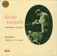 Guido Cantelli/NBC Symphony Orchestra - Beethoven Symphony No. 7 In A Major
