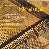 Arturo Benedetti Michelangeli-Rachmaninov: Piano Concerto No. 4 ETC.