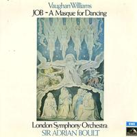 Boult, London Symphony Orchestra - Vaughan Williams: Job - A Masque for Dancing