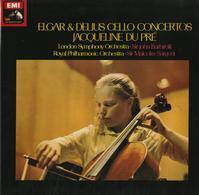 Jacqueline Du Pre - Elgar and Delius Cello Concertos