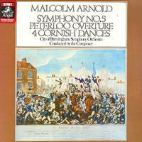 Arnold, City of Birmingham Symphony Orchestra - Arnold: Symphony No.5 etc. -  Preowned Vinyl Record