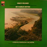 Groves, London Symphony Orchestra-Williams: Fantasia on Welsh Nursery Tunes etc.