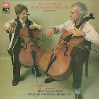 Paul Tortelier, Maud Martin-Tortelier-Boccherini: Cehllo Concerto in Bb