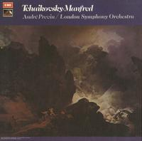 Andre Previn-Tchaikovsky: Manfred