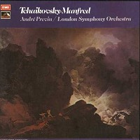Previn, London Symphony Orchestra-Tchaikovsky: Manfred - Box/reissue
