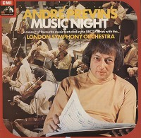 Previn, London Symphony Orchestra-Andre Previn's Music Night