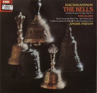 Previn, London Symphony Orchestra - Rachmaninov : The Bells