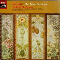 Perlman, Friend, London Philharmonic Orchestra-Vivaldi: The Four Seasons