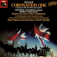 Ledger, New Philharmonia Orchestra-Elgar: Coronation Ode