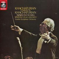 Khachaturian, London Symphony Orchestra-Khachaturian: Spartacus & Gayaneh (highlights)
