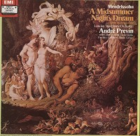 Previn, London Symphony Orchestra-Mendelssohn: A Midsummer Night's Dream