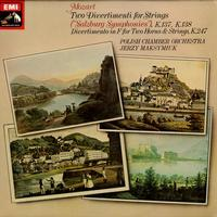 Maksymiuk, Polish Chamber Orchestra - Mozart: Two Divertimenti for Strings