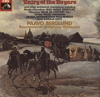 Berglund, Bournemouth Symphony Orchestra - Entry Of The Boyars