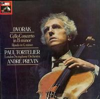 Tortelier, Previn, London Symphony Orchestra - Dvorak: Cello Concerto in Bm