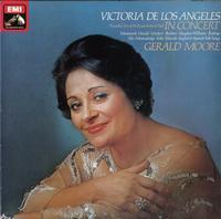 Victoria de Los Angeles - Victoria De Los Angeles In Concert