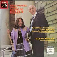 Eric Fenby, Elena Duran - Eric Fenby Conducts Music Of Delius