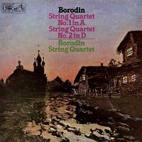Borodin String Quartet - Borodin: String Quartets No. 1 in A & No. 2 in D