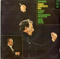 Arrau, Giulini, Philharmonia Orchestra - Brahms: Piano Concerto No. 1