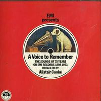 Various Artists - EMI Presents A Voice To Remember