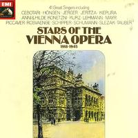 Various Artists - Stars of the Vienna Opera 1918-1945