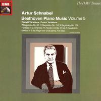 Artur Schnabel - Beethoven: Piano Music Vol. 5