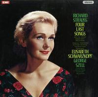 Elisabeth Schwarzkopf, Szell, Berlin Radio SO - Richard Strauss: Four Last Songs