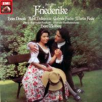 Donath, Wallberg, Munich Radio Orchestra - Lehar: Friederike