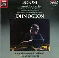 Ogdon, Revenaugh, Royal Philharmonic Orchestra - Busoni