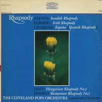 Lane, The Cleveland Pops Orchestra - Rhapsody