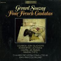 Gerard Souzay - Four French Cantatas