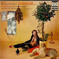 van Beinum, Concertgebouw Orchestra - Rimsky-Korsakov: Schehrazade, Op. 35