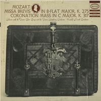 Moralt, Vienna Choir Boys, Vienna Symphony Orchestra - Mozart: Missa Brevis etc.