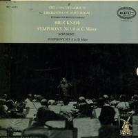 van Beinum, Concertgebouw Orchestra - Bruckner: Symphonies Nos. 8 & 3