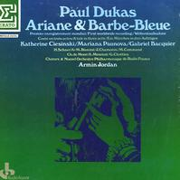 Ciesinski, Jordan, Choeurs & Nouvel Orchestre Philharmonique de Radio France - Dukas: Ariane & Barbe-Bleue -  Preowned Vinyl Box Sets