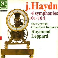 Leppard, Scottish Chamber Orch. - Haydn: Symphonies Nos. 101-104