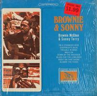 Brownie McGhee & Sonny Terry - Brownie & Sonny