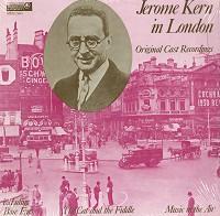 Original Cast Recording - Jerome Kern In London